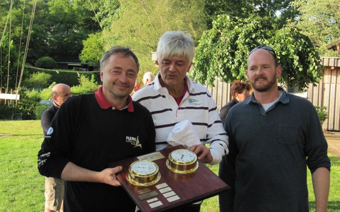 Boris Volavsek und Ulli Neudecker sind die Schnellsten und siegen beim 5. Edertal-Cup
