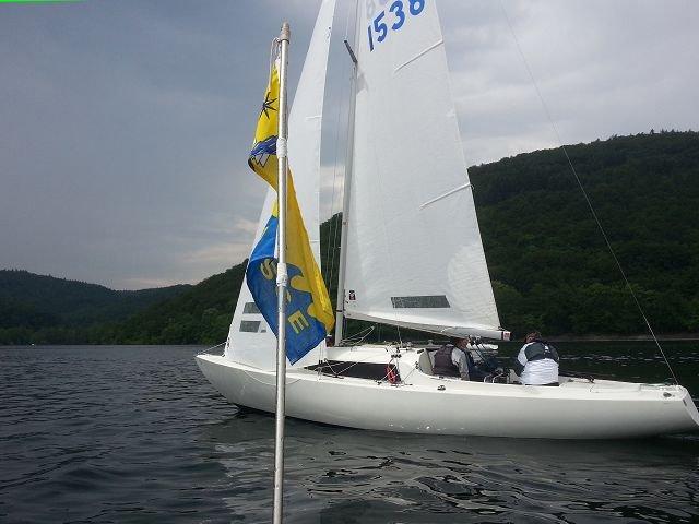 H-Boot Flottenmeisterschaft und 2. Lauf zur Hessenmeisterschaft der H-Boot Klasse